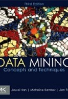 Data Mining, Concepts and Techniques